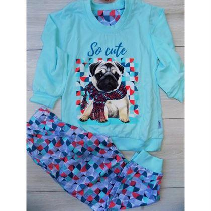 """Piżama z pieskiem """"So cute"""""""