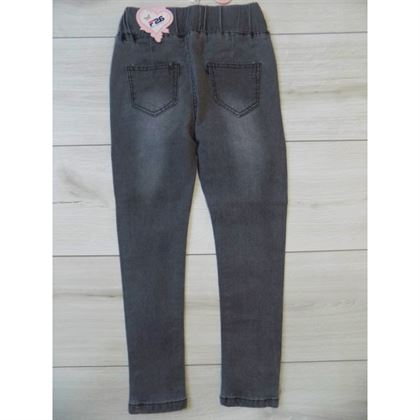Szare jeansy 3