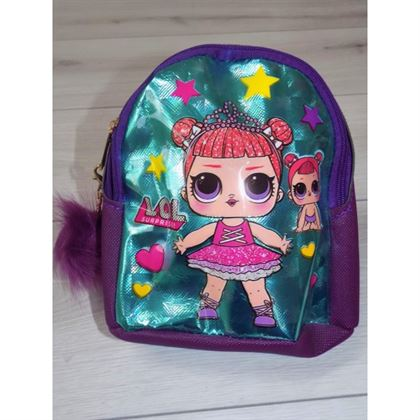 Plecak z lalką LOL