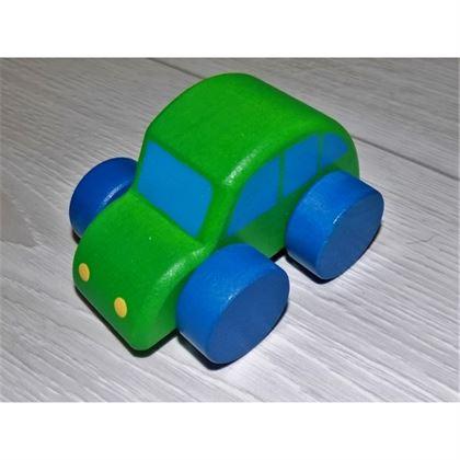 Drewniany samochodzik 1