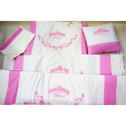 Elegancki zestaw pościelowy XXL Princess 4