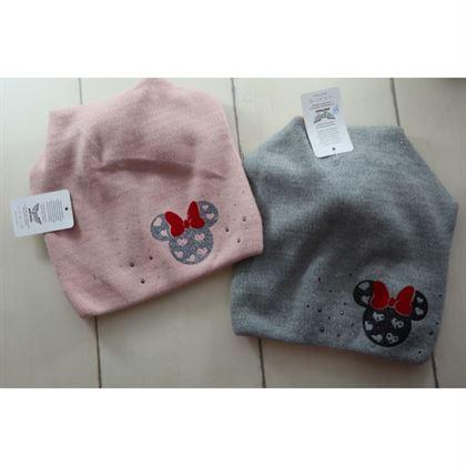 Czapka Myszka Miki dla dziewczynki