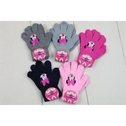 Rękawiczki 5-palców z Myszką Miki 1