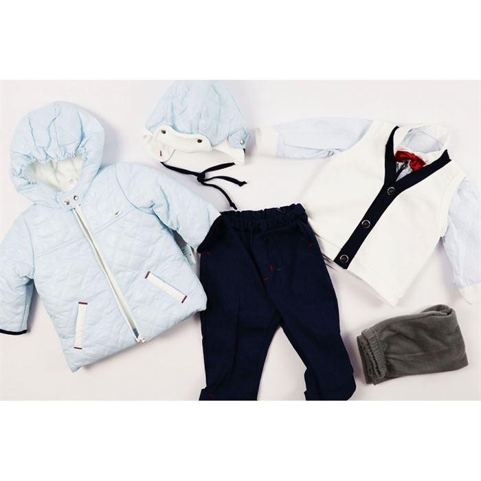 Elegancki zestaw ubrań dla chłopca XXL