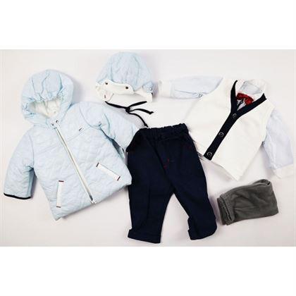 Elegancki zestaw ubrań dla chłopca XXL 1