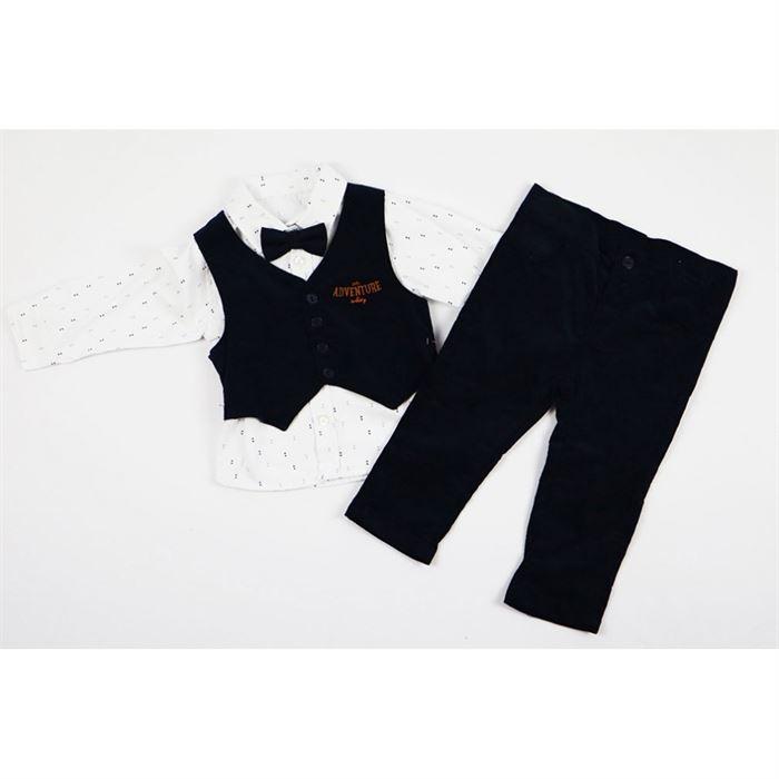 Elegancki garnitur dla chłopca 1