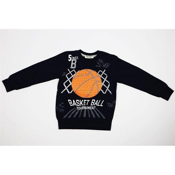 Granatowa bluza Basketball