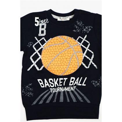 Granatowa bluza Basketball 1