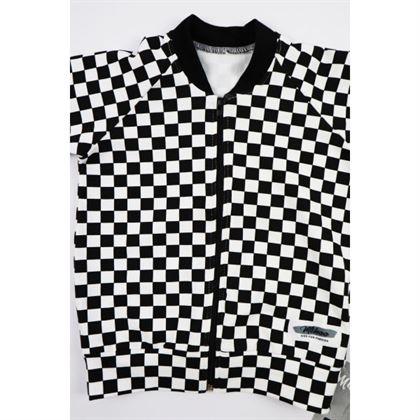 Bluza w szachownicę 2