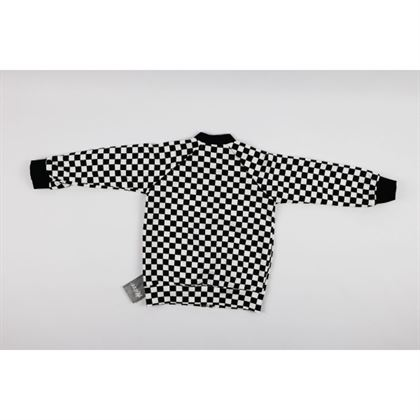 Bluza w szachownicę 3