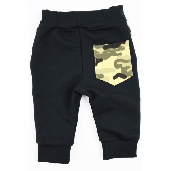 Komplet Gamex body i spodnie musztardowe moro 4