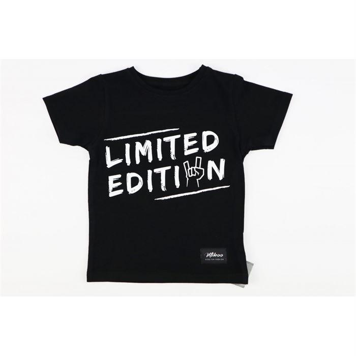 Czarny t-shirt Limited Edition