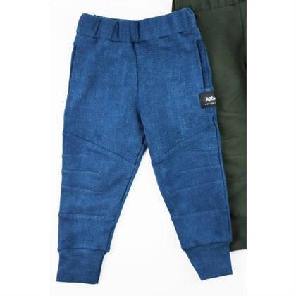 Spodnie bojówki dla chłopca ze ściągaczami 2
