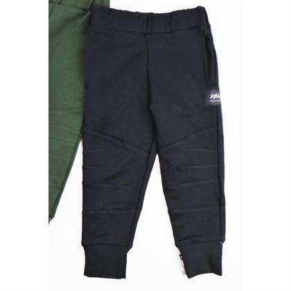 Spodnie bojówki dla chłopca ze ściągaczami 3