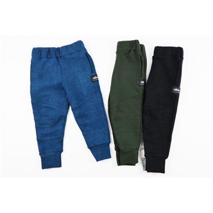 Spodnie bojówki dla chłopca ze ściągaczami 5