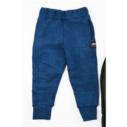Spodnie bojówki dla chłopca ze ściągaczami 6