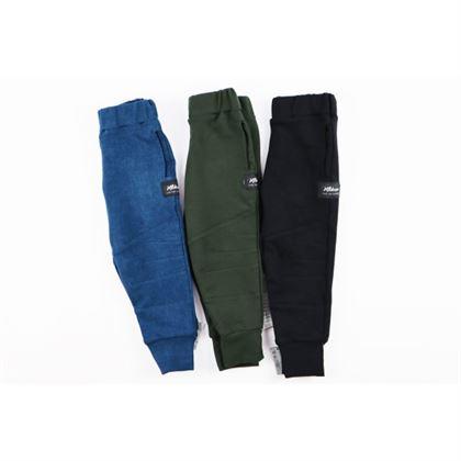 Spodnie bojówki dla chłopca ze ściągaczami 7
