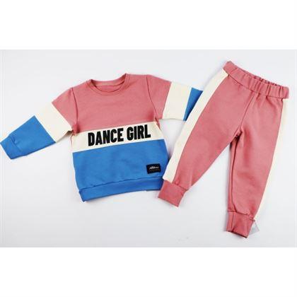 Komplet dresowy dla dziewczynki DANCE GIRL