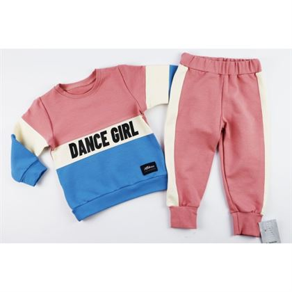 Komplet dresowy dla dziewczynki DANCE GIRL 1