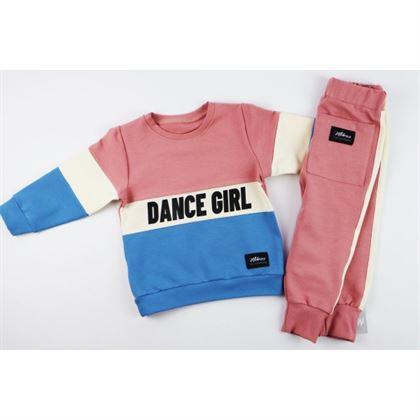 Komplet dresowy dla dziewczynki DANCE GIRL 2