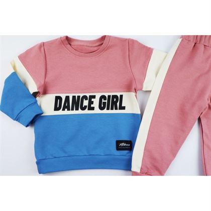 Komplet dresowy dla dziewczynki DANCE GIRL 5