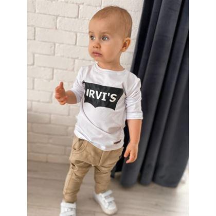 T-shirt dla chłopca z napisem URVIS 5