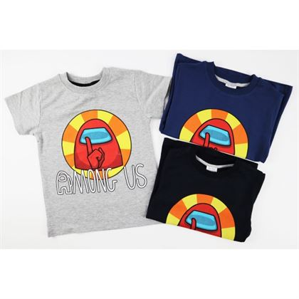 T-shirt AMONG US unisex- 3 kolory do wyboru