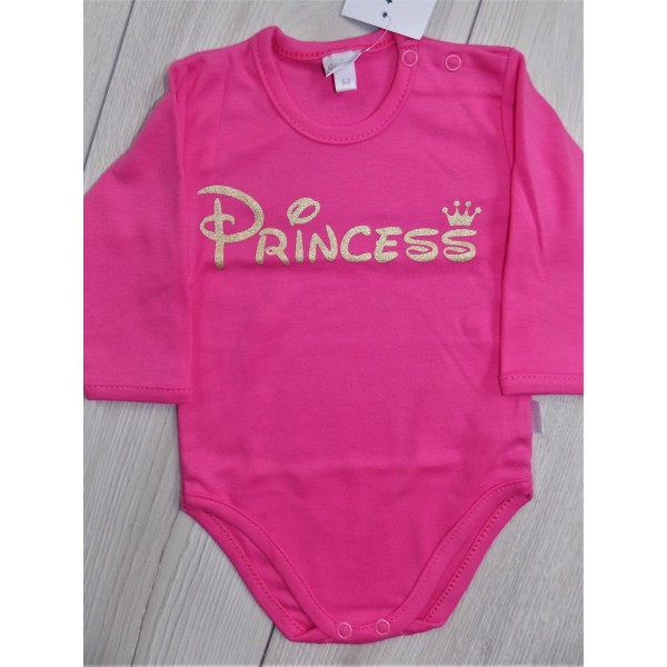 Body Princess różowa
